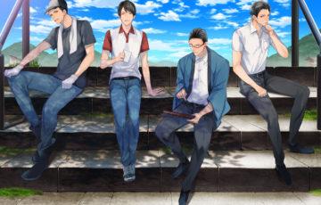 シチュエーションCD『大人の夏休み』イメージ画像