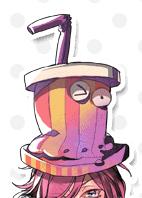 オールオイル・シェイク(CV:中澤まさとも)の帽子拡大